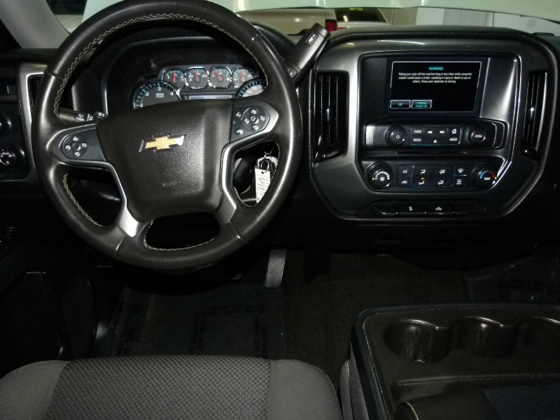 Chevrolet Silverado 1500 2015 price $22,700