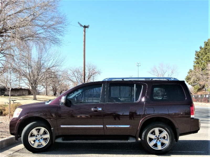 Nissan Armada 2013 price $16,500