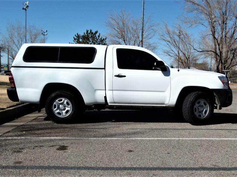 Toyota Tacoma 2012 price $15,700