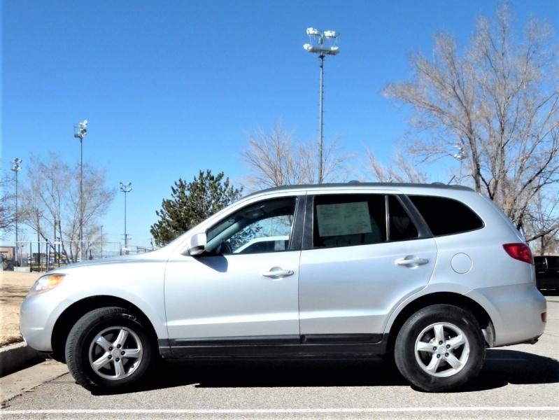 Hyundai Santa Fe 2008 price $5,600