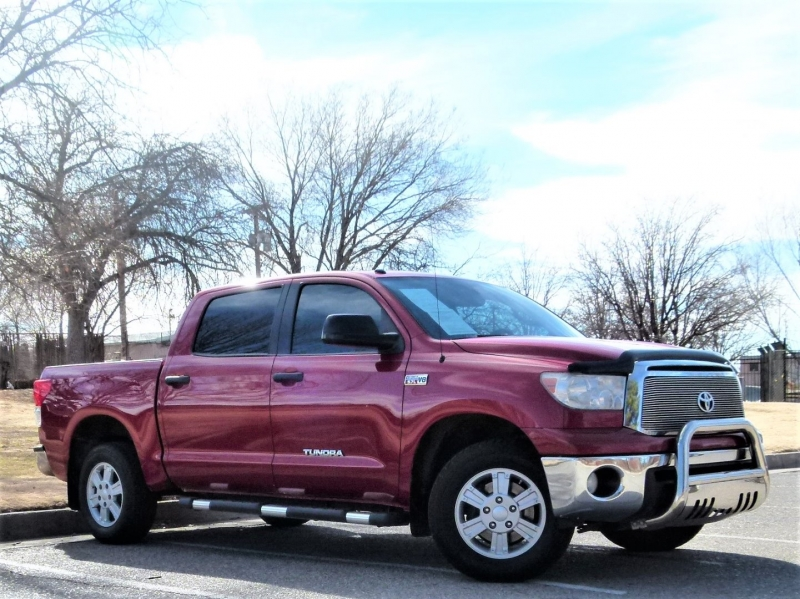 Toyota Tundra 4WD Truck 2012 price $18,800