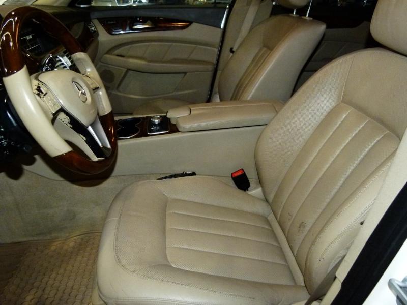 Mercedes-Benz CLS-Class 2012 price $21,700