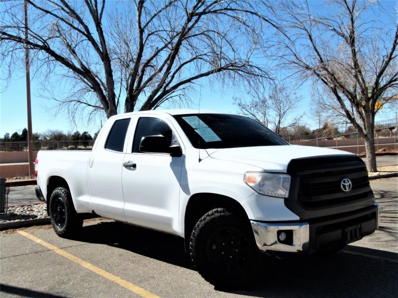 Toyota Tundra 4WD Truck 2015 price $22,000