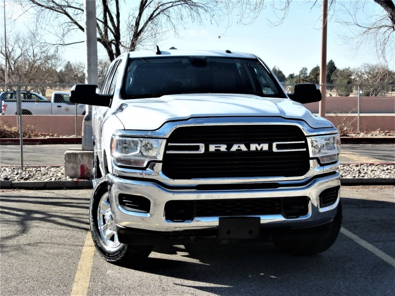 RAM 2500 2020 price $56,300