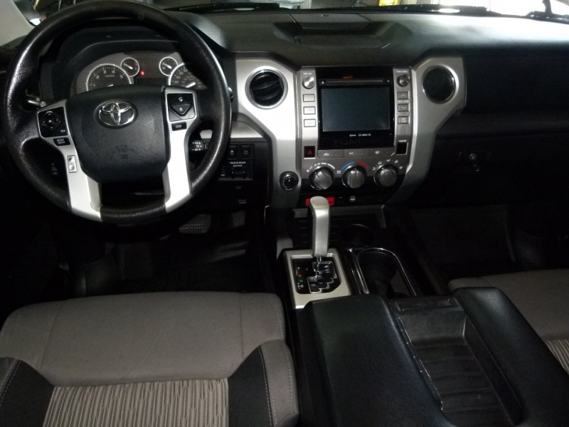 Toyota Tundra 4WD Truck 2016 price $36,400