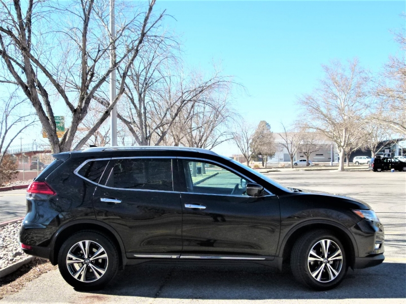 Nissan Rogue 2017 price $16,000