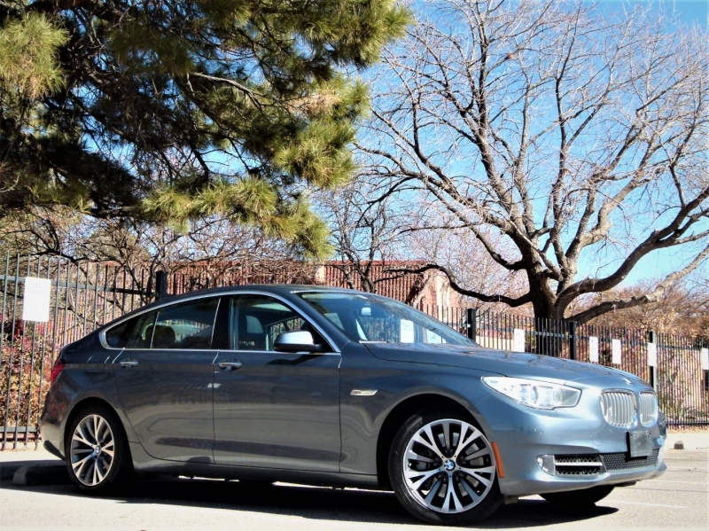 BMW 5 Series Gran Turismo 2013 price $18,500