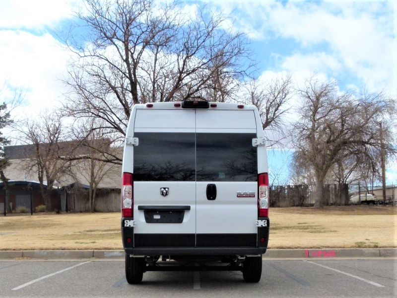RAM ProMaster Cargo Van 2020 price $30,700