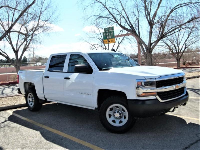 Chevrolet Silverado 1500 2017 price $25,000