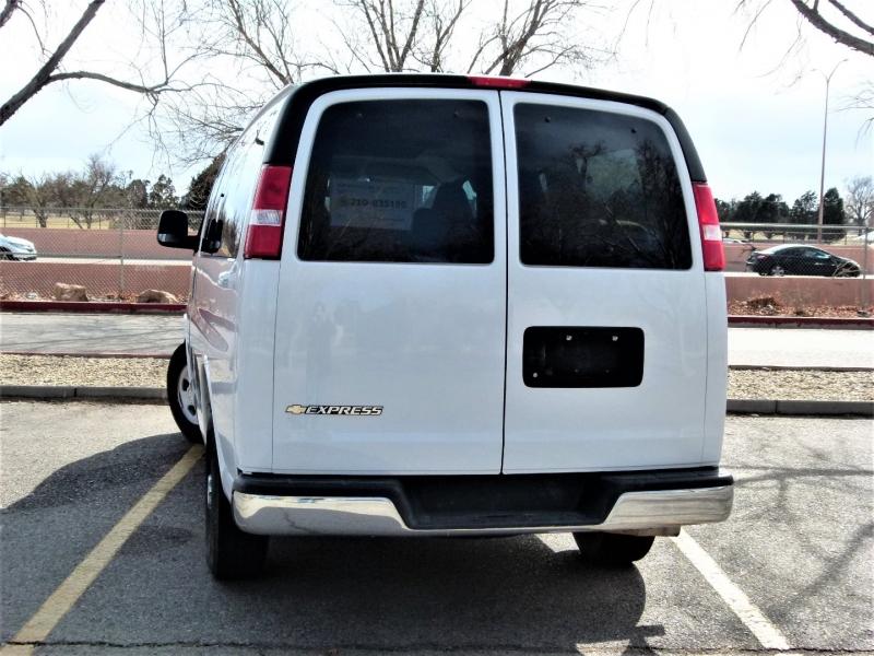 Chevrolet Express Passenger 2019 price $19,700