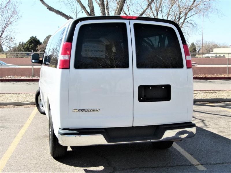 Chevrolet Express Passenger 2018 price $22,000
