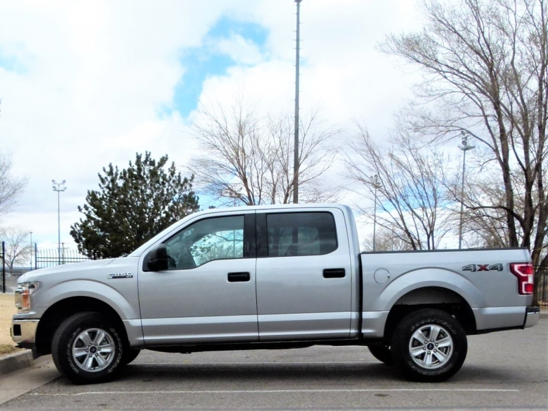 Ford F-150 2020 price $39,400