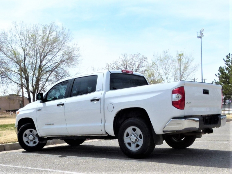Toyota Tundra 4WD Truck 2014 price $26,600