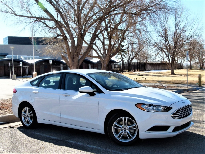 Ford Fusion 2018 price $14,400