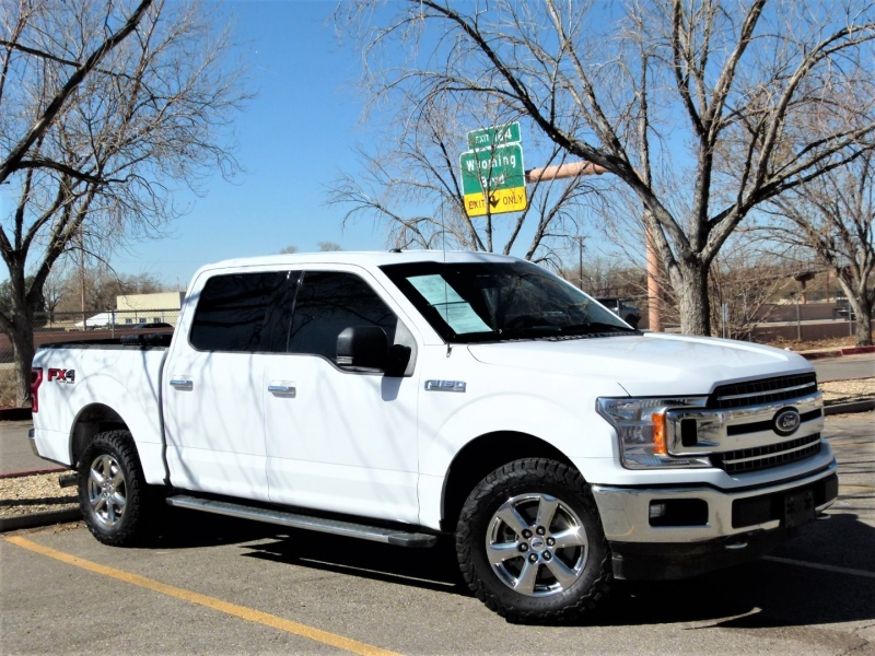 Ford F-150 2018 price $30,800