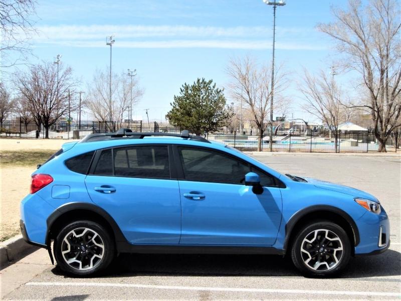 Subaru Crosstrek 2016 price $18,600