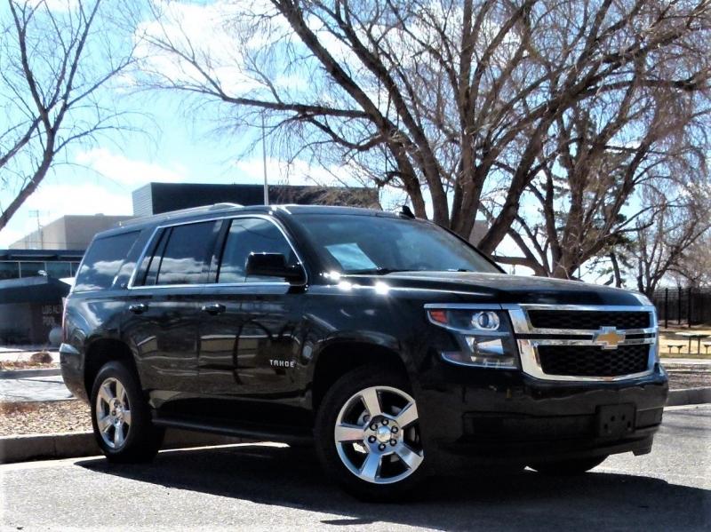 Chevrolet Tahoe 2017 price $39,000