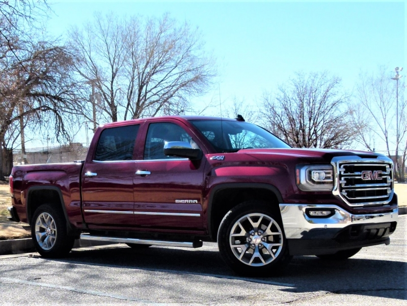 GMC Sierra 1500 2018 price $42,000