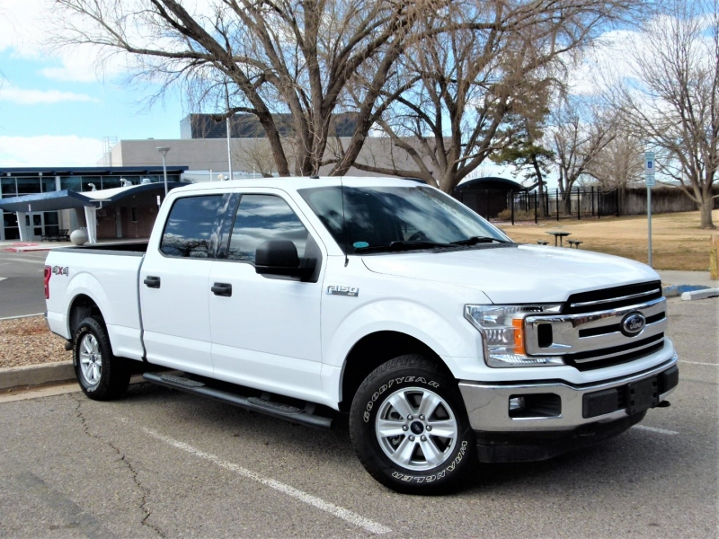 Ford F-150 2018 price $34,400