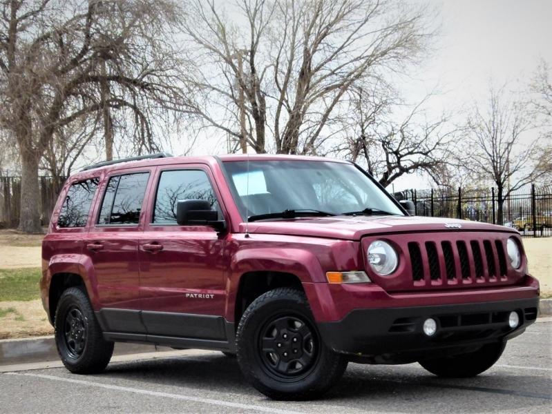 Jeep Patriot 2015 price $9,200