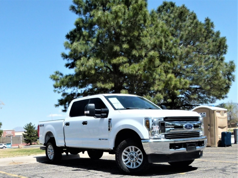 Ford Super Duty F-250 SRW 2019 price $59,000
