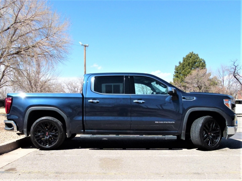GMC Sierra 1500 2019 price $54,000