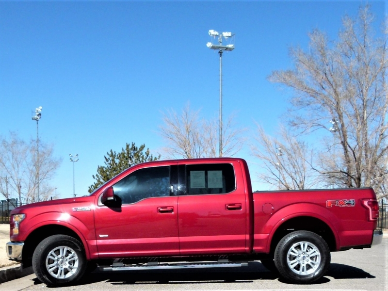 Ford F-150 2017 price $40,700