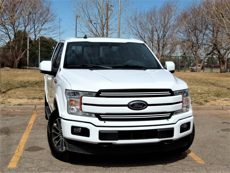 Ford F-150 2019 price $41,400