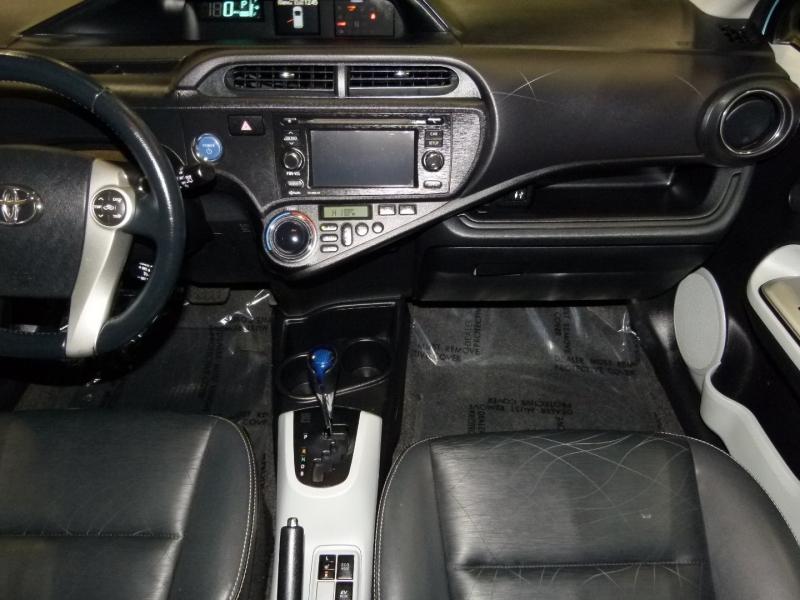 Toyota Prius c 2013 price $9,800