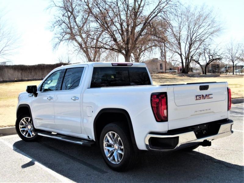 GMC Sierra 1500 2020 price $53,600