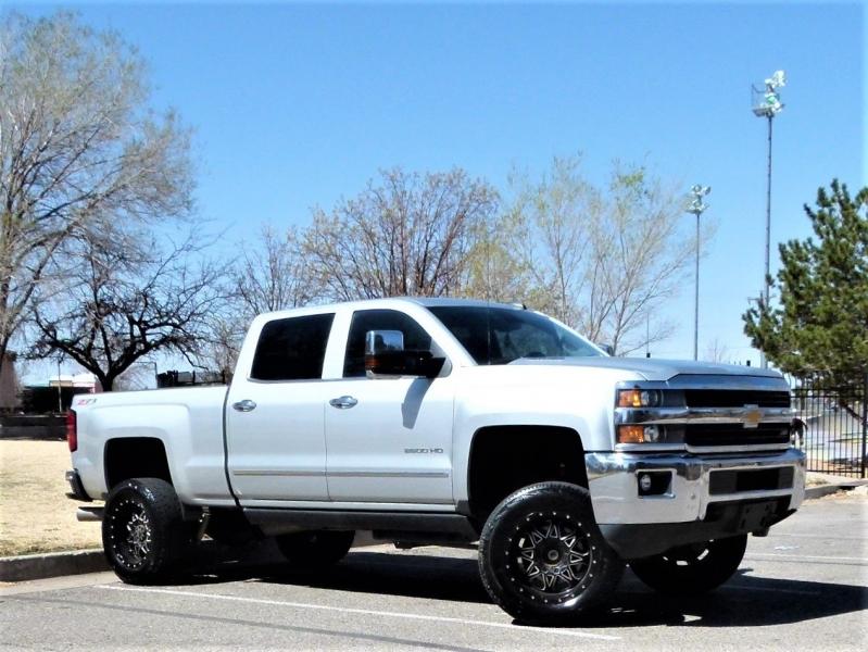 Chevrolet Silverado 2500HD 2015 price $43,800