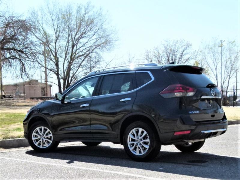 Nissan Rogue 2019 price $22,000