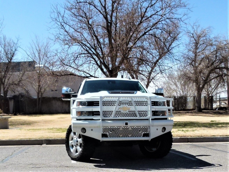 Chevrolet Silverado 2500HD 2018 price $58,000