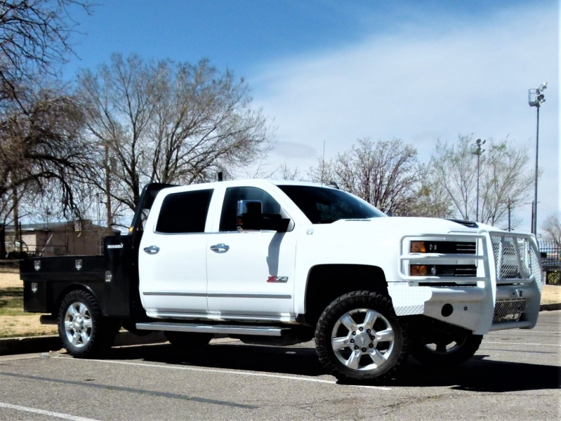 Chevrolet Silverado 2500HD 2018 price $58,000