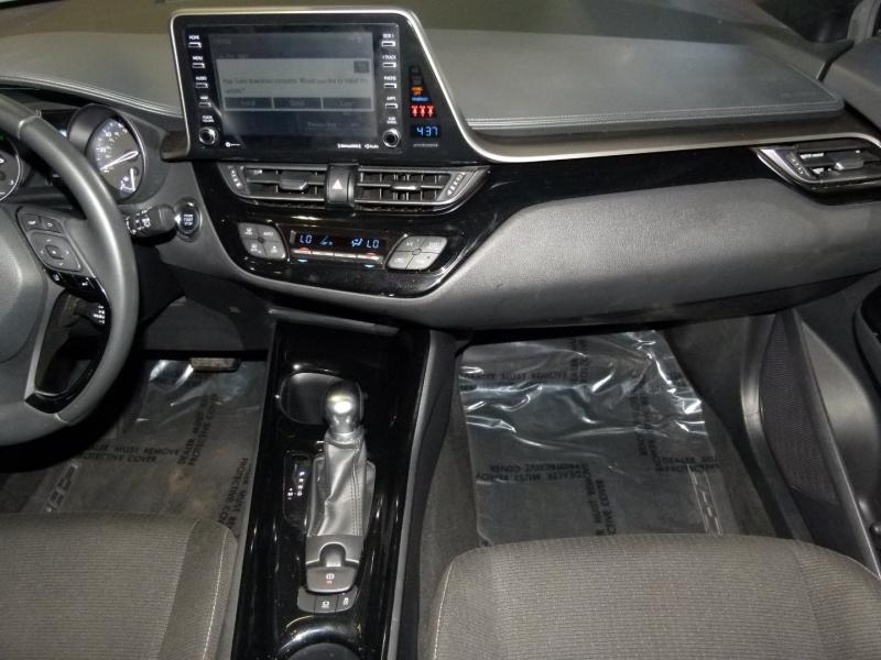 Toyota C-HR 2019 price $22,000