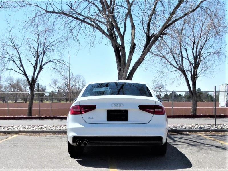 Audi A4 2016 price $16,700