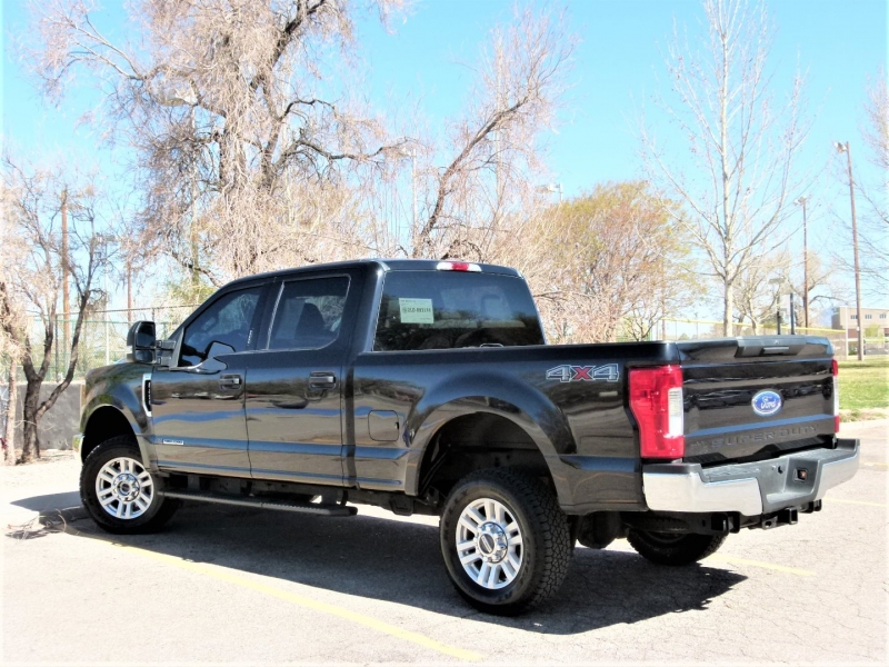 Ford Super Duty F-250 SRW 2019 price $57,000