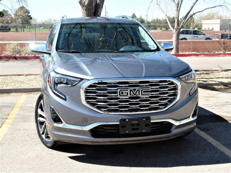GMC Terrain 2019 price $28,600
