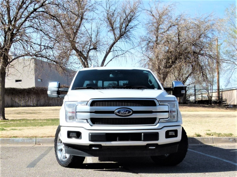 Ford F-150 2018 price $53,000