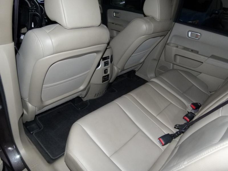 Honda Pilot 2012 price $16,400