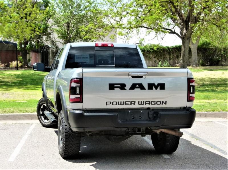 RAM 2500 2019 price $65,000