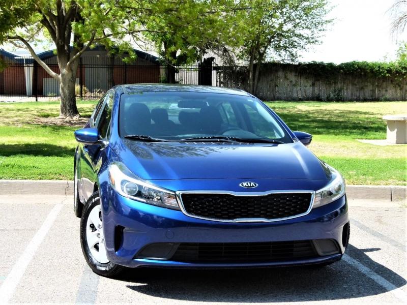 Kia Forte 2017 price $16,000