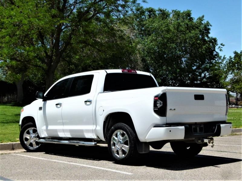 Toyota Tundra 4WD Truck 2015 price $35,000