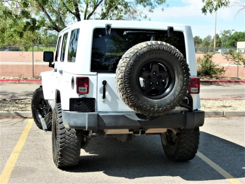 Jeep Wrangler Unlimited 2016 price $38,800