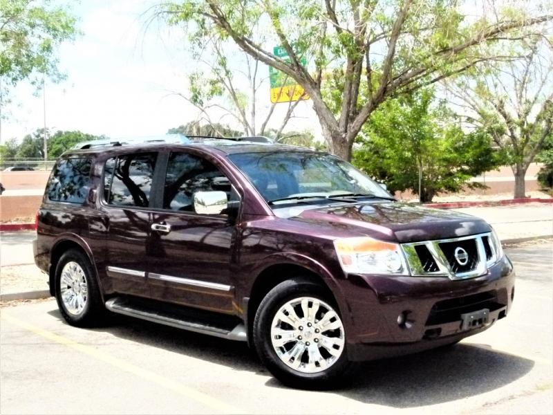 Nissan Armada 2015 price $20,000