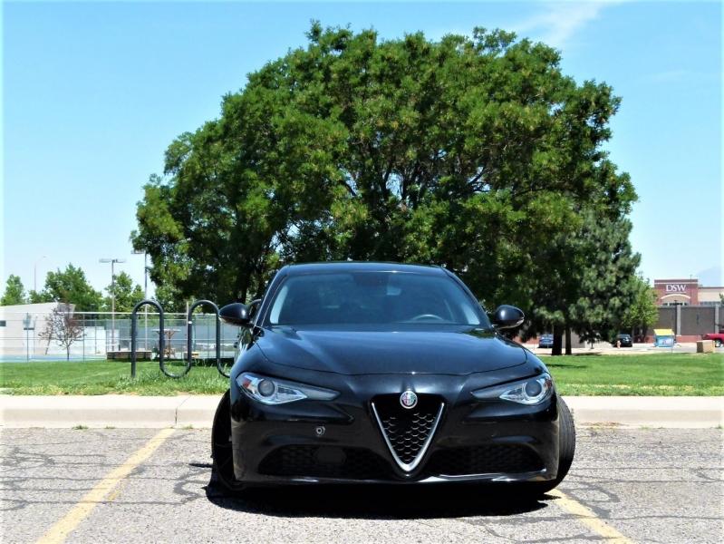 Alfa Romeo Giulia 2017 price $24,400