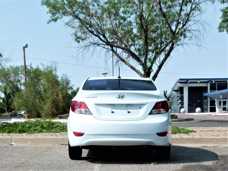Hyundai Accent 2013 price $6,400