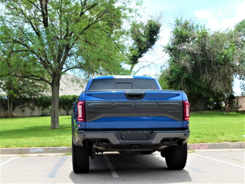 Ford F-150 2018 price $69,800