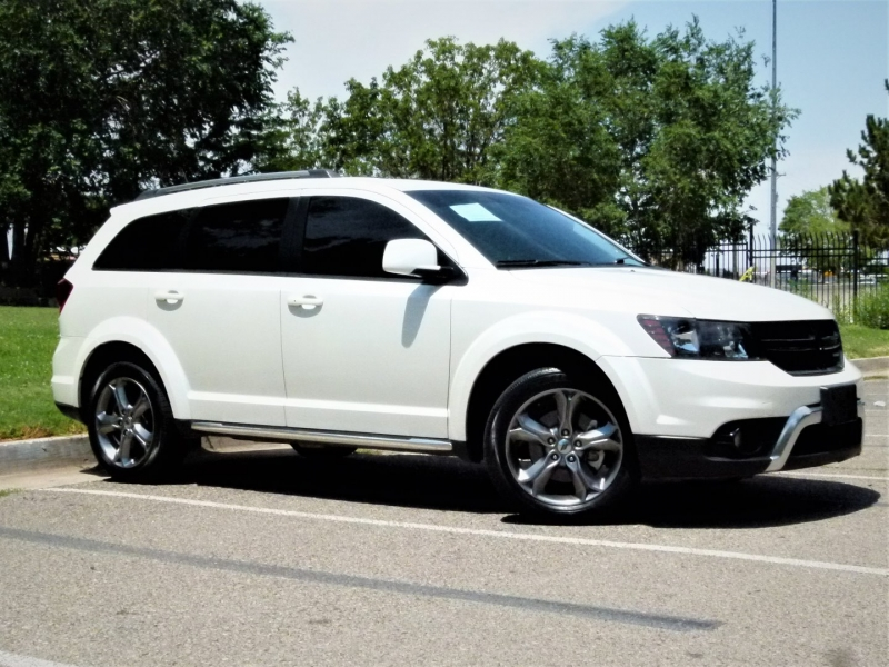 Dodge Journey 2018 price $20,000