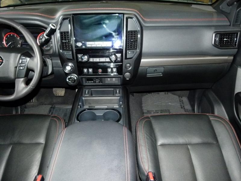 Nissan Titan 2020 price $52,000